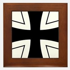 Germany Roundel Framed Tile