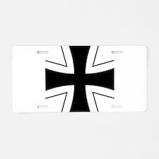 Germany Roundel Aluminum License Plate
