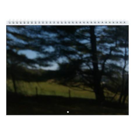 north carolina nature Wall Calendar