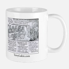 Unique Terrence Mug