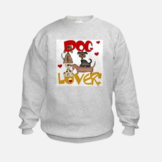 Dog Lover Jumpers