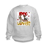 Kids babies animal lover Crew Neck