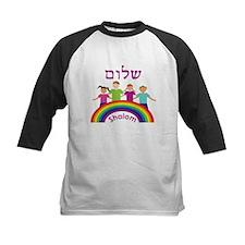 Rainbow Pink Shalom Tee