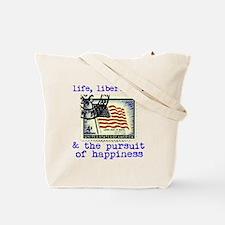 ALL AMERICAN Tote Bag