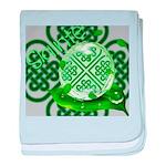 Celtic Artwork Designs baby blanket