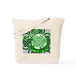 Celtic Artwork Designs Tote Bag