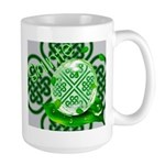 Celtic Artwork Designs Large Mug