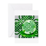 Celtic Artwork Designs Greeting Card