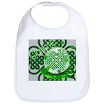 Celtic Artwork Designs Bib