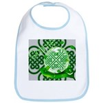 Celtic Artwork Designs Bib
