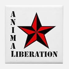 Animal Liberation: STAR Tile Coaster