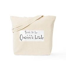 Soon Quinn's Bride Tote Bag