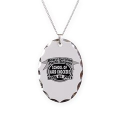 School Of Hard Knockers Necklace