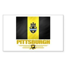Pittsburgh Pride Decal