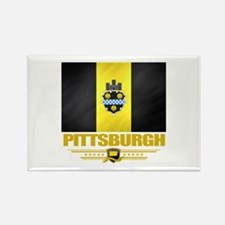 Pittsburgh Pride Rectangle Magnet