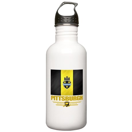 Pittsburgh Pride Stainless Water Bottle 1.0L