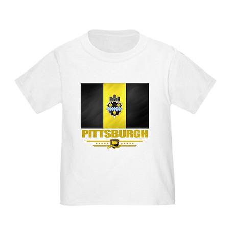 Pittsburgh Pride Toddler T-Shirt