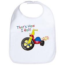 Big Wheel Kid's Bib