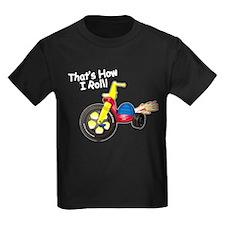 Big Wheel Kid's T
