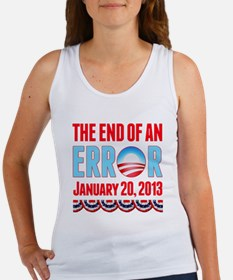 The End or An Error January 20, 2013 -- Obama Wome