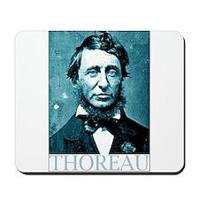 Henry David Thoreau Mousepad