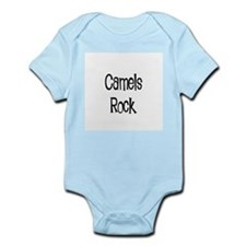 Camels Rock Infant Creeper