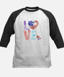 LOVE FOR AUTISM Tee