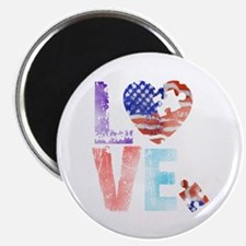 "LOVE FOR AUTISM 2.25"" Magnet (10 pack)"