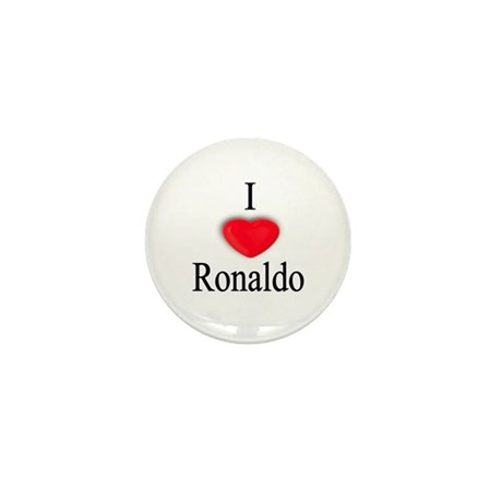 Ronaldo Mini Button (100 pack)