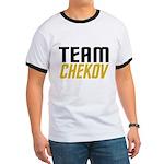 Team Checkov Ringer T