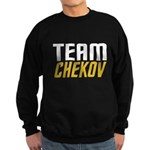 Team Checkov Sweatshirt (dark)