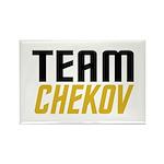 Team Checkov Rectangle Magnet (100 pack)
