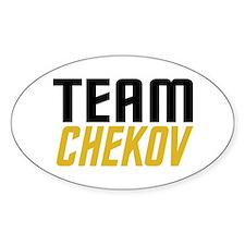 Team Checkov Decal