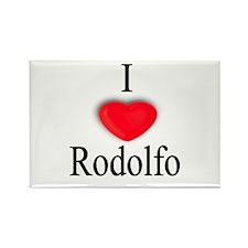 Rodolfo Rectangle Magnet