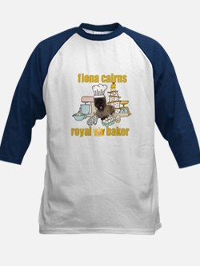 Cairn Terrier Kids Baseball Jersey