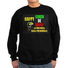 GET SHITFACED CINCO Sweatshirt