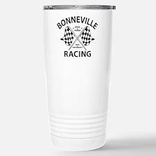 Bonneville Racing Stainless Steel Travel Mug