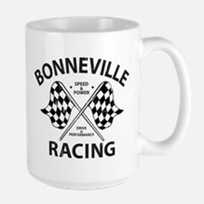 Bonneville Racing Large Mug