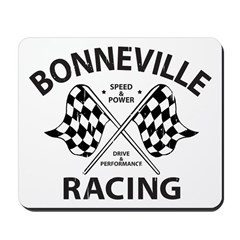 Bonneville Racing Mousepad