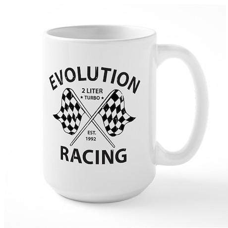 Evolution Racing Large Mug