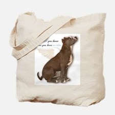 You Think You Know Tote Bag
