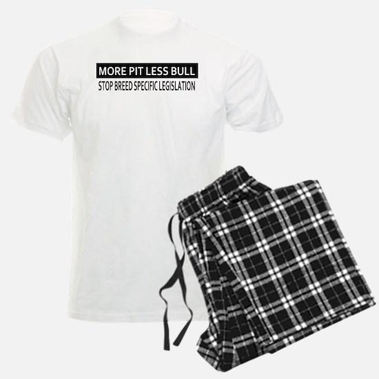 Sleep with My Pit Bull Pajamas