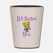 Holt Dazzlers Mom Shot Glass