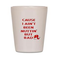 bad Shot Glass