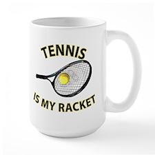 Tennis Racket Mug