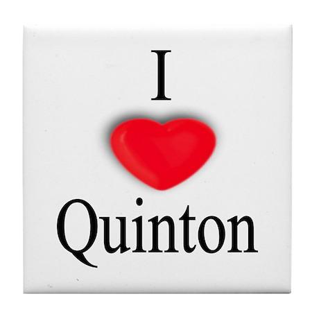 Quinton Tile Coaster