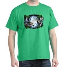 Mallards in flight T-Shirt