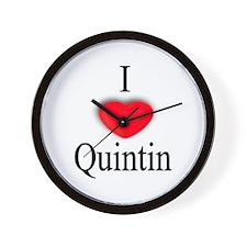 Quintin Wall Clock