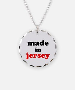 Made in Jersey Necklace