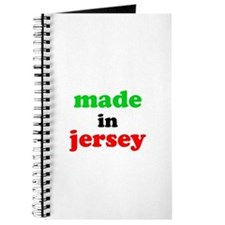 Made in Jersey Journal